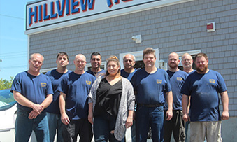 Our Team of Auto Body Repair Professionals