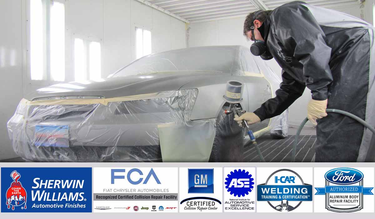 Fully Certrified Auto Body Repair & Collision Center